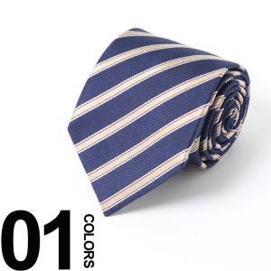 アクアスキュータム Aquascutum ネクタイ シルク ストライプ メンズ 紳士 ビジネス AQSS5511 ブランド|zen