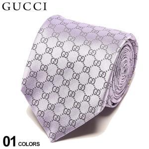 グッチ ネクタイ GUCCI シルク100% GGロゴ PURPLE ブランド メンズ 紳士 タイ シルク ビジネス ギフト GC4565205361|zen
