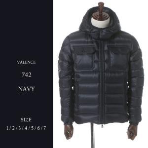 モンクレール MONCLER ナイロン フード ダウンジャケット ブルゾン VALENCE ヴァランス バランス【MCVALENCE6】 ブランド メンズ zen