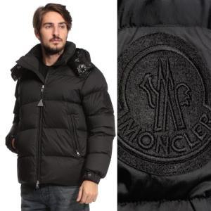 モンクレール MONCLER ダウンジャケット パーカー フード ビッグワッペン ブルゾン BERNIER ベルニエ ブランド メンズ アウター MCBERNIER8 zen