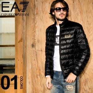 エンポリオ アルマーニ ダウンジャケット メンズ EMPORIO ARMANI EA7 ブランド メンズ アウター EA8NPB01PN29Z ライトダウン ブルゾン