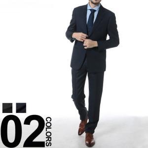 アルマーニコレッツォーニ ARMANI COLLEZIONI スーツ シルク混 シングル 2ツ釦 ノータック GAVCGCAVC241 zen