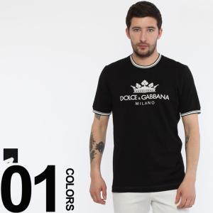 ドルチェ&ガッバーナ DOLCE&GABBANA Tシャツ ...