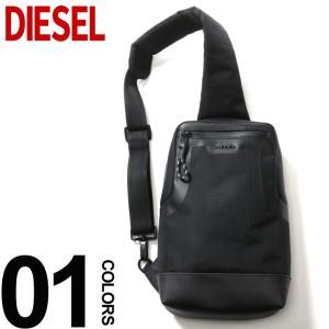 ディーゼル DIESEL バッグ ボディバッグ ワンショルダー ナイロン ロゴ ブランド メンズ 鞄 DSX05892P2073 zen