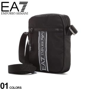 エンポリオ アルマーニ バッグ EMPORIO ARMANI ロゴ テープ ミニ ショルダーバッグ ブランド 鞄 メンズ レディース EA2759330P832|zen