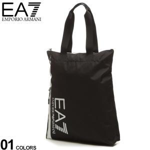 エンポリオアルマーニ EA7 メンズ バッグ EMPORIO ARMANI ロゴ プリント トートバッグ ブランド 鞄 ジムバッグ EA275972CC982|zen