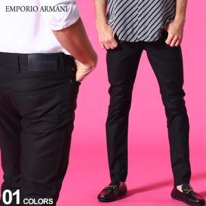 エンポリオアルマーニ メンズ EMPORIO ARMANI ストレッチ ジップフライ コットンパンツ SLIM FIT ブランド ボトムス パンツ スリムフィット EA3K1J061NWYZ|zen