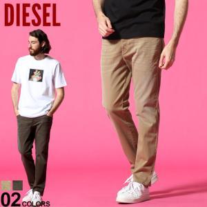 ディーゼル DIESEL メンズ カラーデニム ボタンフライ D-FINING ブランド ボトムス ジーンズ パンツ テーパード デニム DSFININGC699P|zen
