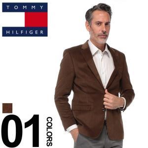 トミーヒルフィガー TOMMY HILFIGER ジャケット コーデュロイ ストレッチ シングル 2ツ釦 2B ブランド メンズ テーラード TMCOLBYAUA0006|zen