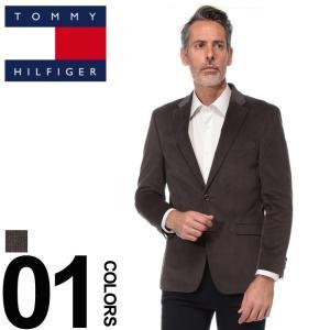 トミーヒルフィガー TOMMY HILFIGER ジャケット コーデュロイ ストレッチ シングル 2ツ釦 2B ブランド メンズ テーラード TMCOLBYAUA0004|zen