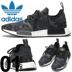 アディダス オリジナルス adidas originals スニーカー ストレッチアッパー カモフラ 迷彩 NMD_R1 ブランド メンズ 靴 シューズ Boost ADD96616|zen