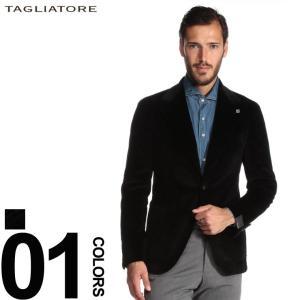 タリアトーレ TAGLIATORE ジャケット 太畝 コーデュロイ シングル 2ツ釦 2B ブランド メンズ サイドベンツ TGPL26K80VIZ044|zen