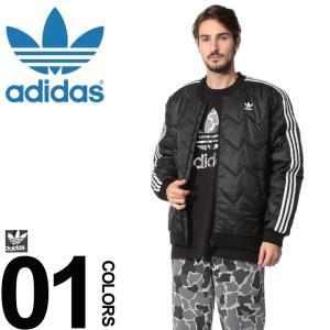 アディダス オリジナルス adidas originals 中綿ジャケット キルティング ブルゾン SST QUILTED JACKET メンズ ジャケット ADDH5008|zen
