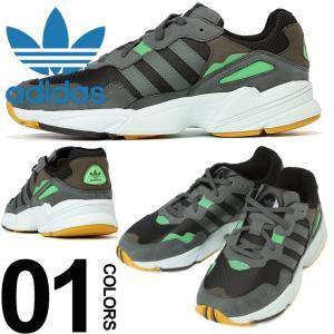 アディダス オリジナルス adidas originals スニーカー ローカット YUNG-96 ヤング ブランド メンズ 靴 シューズ ADF35018|zen