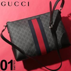 グッチ GUCCI バッグ GG スプリームメッセンジャー ウェブライン ショルダーバッグ ブランド メンズ バッグ 鞄 GC474139K5ICN|zen