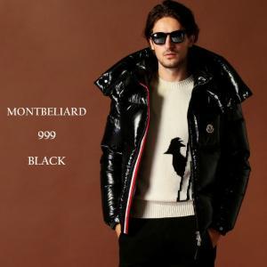 モンクレール MONCLER ダウンジャケット ナイロン トリコロール パーカー フード MONTBELIARD モンベリアル ブランド メンズ アウター ブルゾン MCMONTBELIARD9 zen