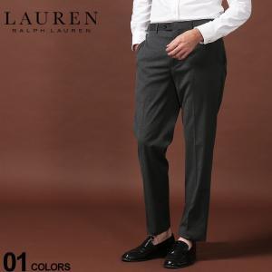 ローレン ラルフローレン LAUREN RALPH LAUREN スラックス チェック ノータック ストレッチ ULTRA FLEX ブランド メンズ ボトムス RLEMBRPCPY0007 zen