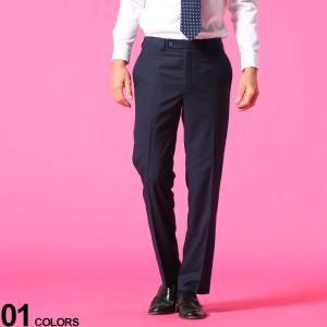 カルバンクライン メンズ スラックス CK Calvin Klein ウォッシャブル ストレッチ ノータック ブランド  ボトムス ロングパンツ ビジネス CKJINNYJ7004|zen