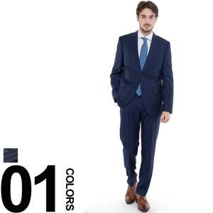 ヒューゴボス HUGO BOSS スーツ 2B シルク混 ウール シングル ブランド メンズ 紳士 ビジネス HBJL10203861|zen
