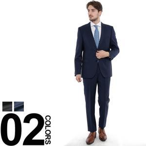 ヒューゴボス HUGO BOSS スーツ 2B ウール ヘリンボーン シングル ブランド メンズ 紳士 ビジネス スーツ HBJS10203023|zen