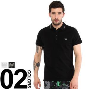 ディーゼル DIESEL ポロシャツ 半袖  ジップ襟 ブランド メンズ DSS8QD0MXZ|zen