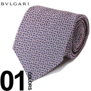ブルガリ BVLGARI ネクタイ SNAKEGAMMON ブランド メンズ ビジネス タイ シルク BLG243219F8 zen