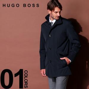 ヒューゴ ボス HUGO BOSS コート スタンドカラー 中綿 ナイロン PRIMALOFT プリマロフト ブランド メンズ アウター ビジネス HBCAYLEN9F|zen