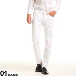 ヒューゴボス メンズ ジーンズ HUGO BOSS ジップフライ ホワイトデニム SLIM FIT ブランド  ボトムス デニム 白 ホワイトデニム HBDELAW10219932|zen