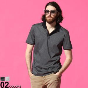 ヒューゴボス HUGO BOSS メンズ ボーダー 半袖 ポロシャツ ブランド トップス ポロ コットン スムース HBPOLO10234892|zen