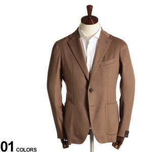 タリアトーレ ジャケット TAGLIATORE カシミヤ100% シングル 2ツ釦 2B ブランド メンズ テーラード キャメル カシミヤ カシミア TGMC22K19UIG017 zen