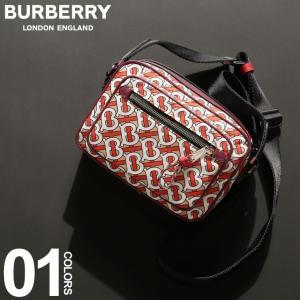 バーバリー BURBERRY ボディバッグ TB モノグラム プリント ショルダーバッグ ブランド メンズ レディース ナイロン BB8011677|zen
