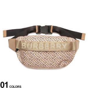 バーバリー BURBERRY ナイロン ミディアム TB モノグラム プリント バムバッグ ブランド レディース バッグ 鞄 ボディバッグ ウエストポーチ BBL8011615|zen