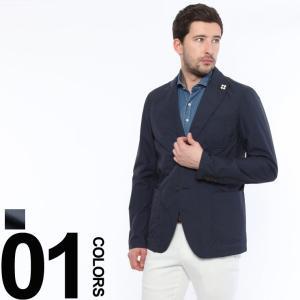 ラルディーニ LARDINI ジャケット トラベルジャケット ナイロンストレッチ 2B ブランド メンズ LDLJK50060|zen