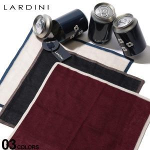 ラルディーニ LARDINI チーフ カシミヤ シルク混 ポケットチーフ ブランド メンズ ビジネス ハンカチ カシミア LDPO12IL53180|zen