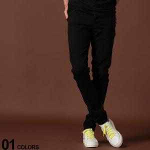 ディースクエアード DSQUARED2 ブラックデニム ストレッチ ボタンフライ ジーンズ Slim Jeans スリム ブランド メンズ ジーパン デニム D2LB0666S39781 zen