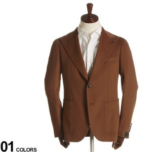 タリアトーレ ジャケット TAGLIATORE キャメル シングル 2ツ釦 2B ブランド メンズ テーラード TGPL26K19UIG024 zen