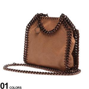 ステラ マッカートニー STELLA McCARTNEY チェーンストラップ ファラベラ タイニー トート ブランド レディース バッグ 鞄 ショルダーバッグ SML391698W8627|zen