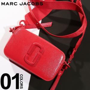 マーク ジェイコブス MARC JACOBS バッグ ダブル Jロゴ ショルダー スナップショット DTM バッグ レッド ブランド レディース レザー MJLM0014867612|zen