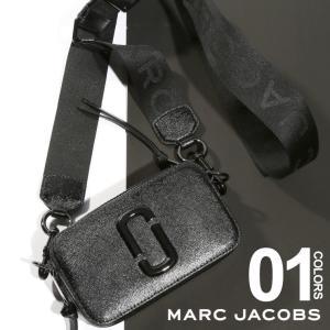 マーク ジェイコブス MARC JACOBS バッグ ダブル Jロゴ ショルダー スナップショット DTM バッグ ブラック ブランド レディース レザー MJLM0014867001|zen