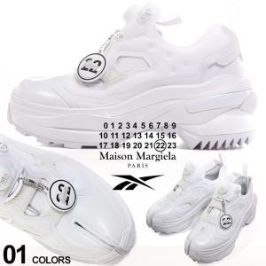Maison Margiela x Reebok メゾンマルジェラ リーボック タビ スニーカー Tabi Instapump Fury メンズ インスタポンプフューリー ME57WS0404P3782 zen