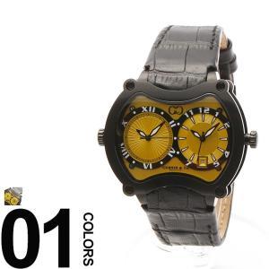 カーティス CURTIS&Co. 腕時計 型押しレザーベルト Dバックル ビッグタイム47mm OSBGD47Y-B|zen