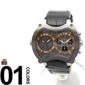 CURTIS&Co. カーティス 型押しレザーベルト Dバックル ビッグタイム57mm 腕時計 BGD57GY-S|zen