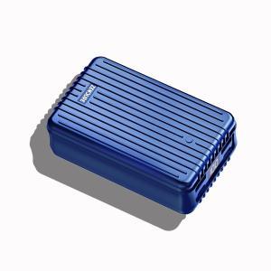 Zendure SuperTank モバイルバッテリー ブルー 27,000mAh 100W充電(UDB-PD) zendurejapan