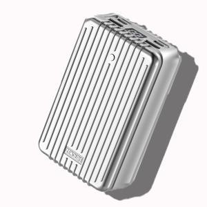 Zendure SuperTank モバイルバッテリー シルバー 27,000mAh 100W充電(UDB-PD) zendurejapan
