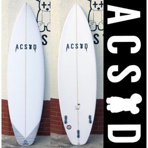 ACSOD:ALEX CREWS SHAPE [GHOST 6'0