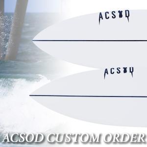 ACSOD:ALEX CREWS SHAPE カスタムオーダーショートボード/各モデルベースプライス 日本正規販売店|zenithgaragesurfplus