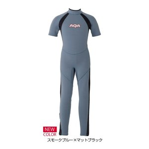 AQA:半袖長ズボンのシーガルタイプ/キッズ・子供用ウエットスーツ100〜160サイズ 3色展開|zenithgaragesurfplus|02