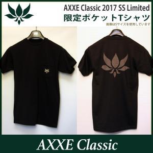 AXXE Classic:2017 SUMMER LIMITED Tee/アックスクラッシック 限定ポケットTシャツ zenithgaragesurfplus 04