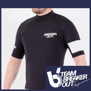 BREAKER OUT:ブレーカーアウト メンズ 既製サイズ 2mm 半袖タッパー/アウトレット 2015|zenithgaragesurfplus