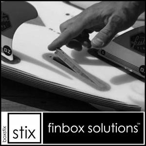 BOXSTIX FUTURE用:5フィンのボード用 使わないフィンボックスの穴を埋めるスペーサー/郵便発送可能|zenithgaragesurfplus
